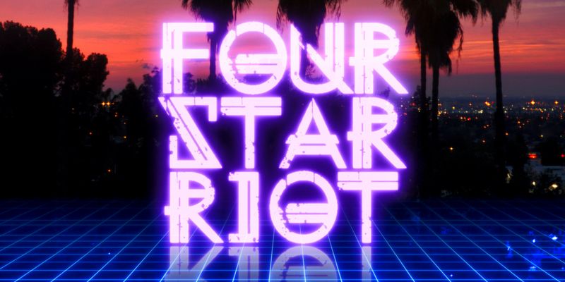 Four Star Riot Gets Five/Five Stars