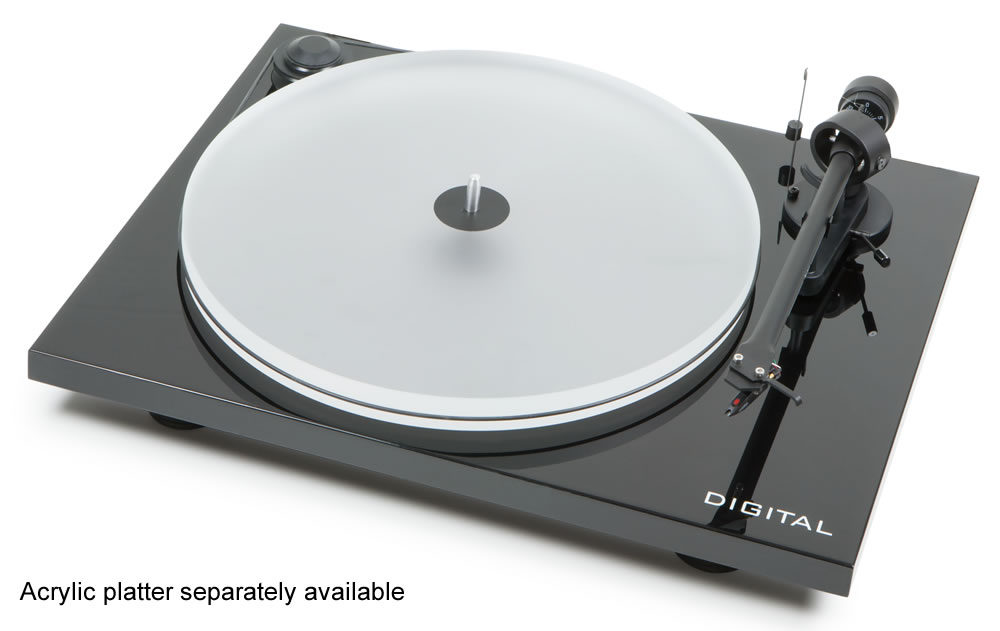 Pro-Ject Essential II Digital Turntable