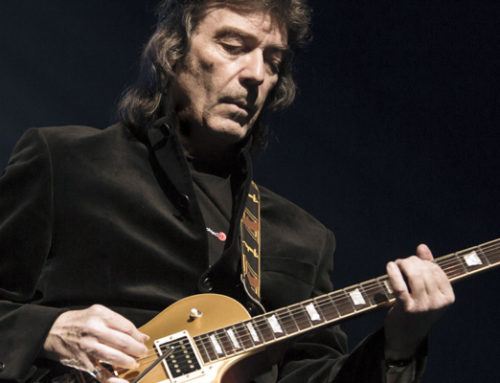 Interview: Steve Hackett from Genesis to The Night Siren