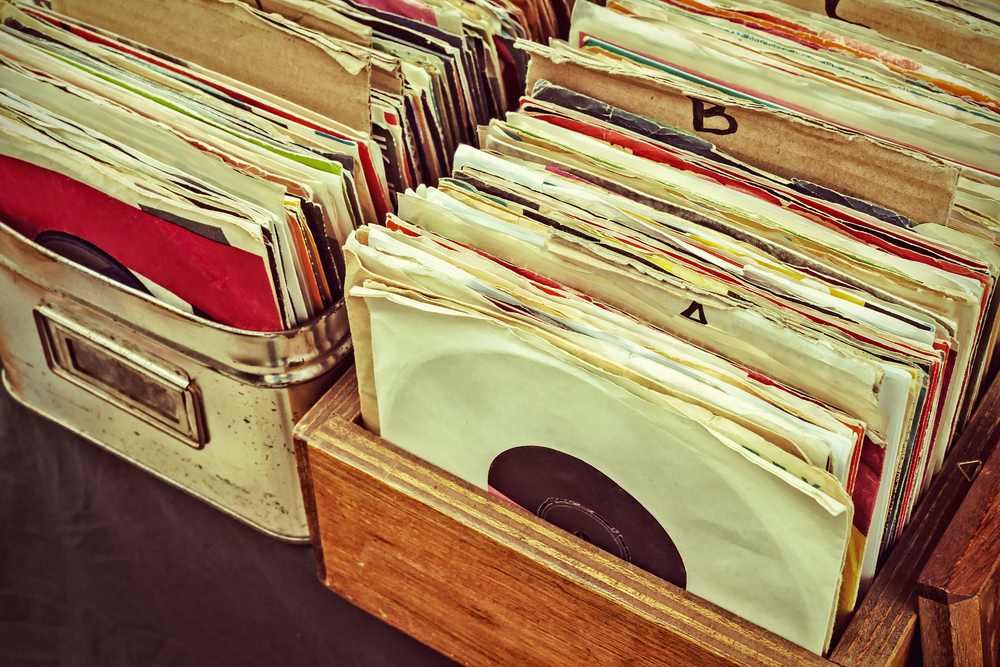 A Brief History of Vinyl Records
